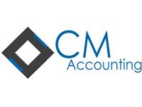 CM Accounting Logo